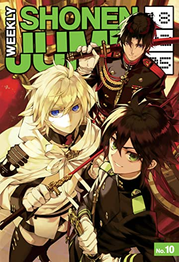 Weekly Shonen Jump Vol. 312: 02/05/2018