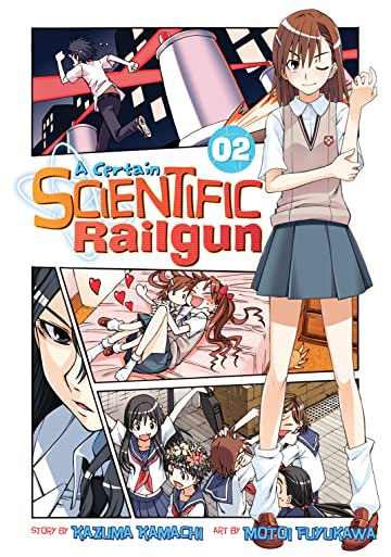 A Certain Scientific Railgun Vol. 2