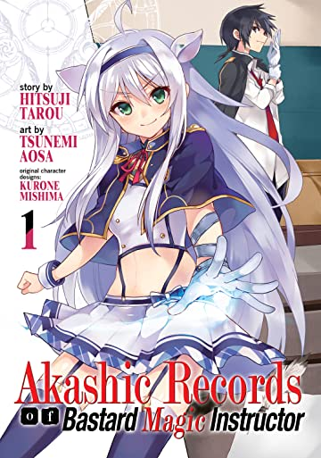 Akashic Records of Bastard Magical Instructor Vol. 1