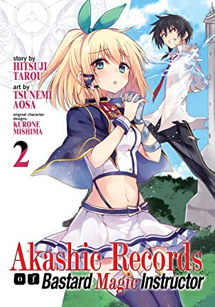 Akashic Records of Bastard Magical Instructor Vol. 2