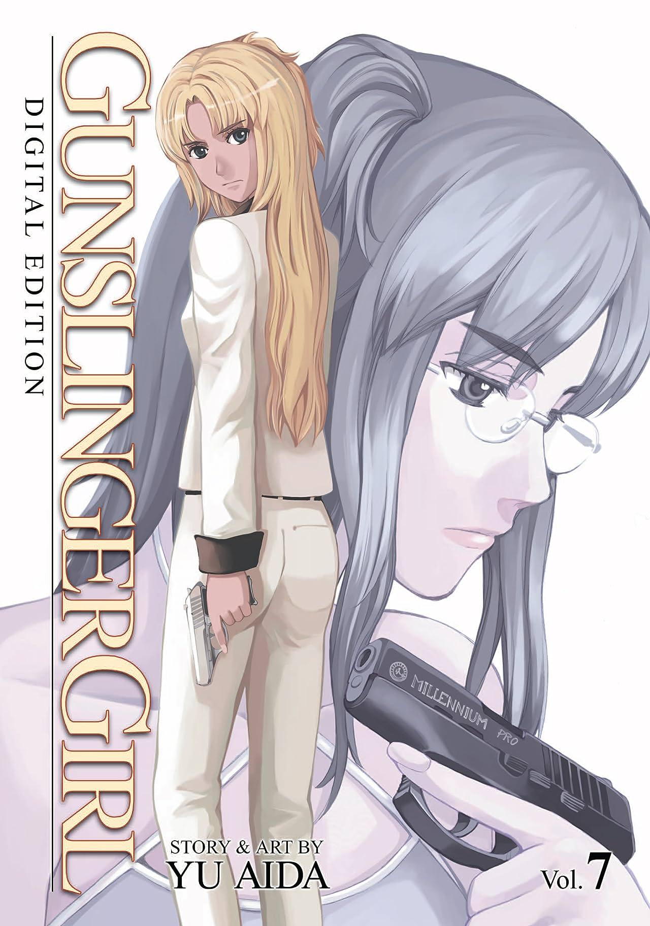 Gunslinger Girl Vol. 7