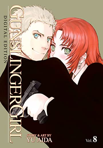 Gunslinger Girl Vol. 8