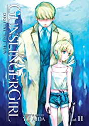 Gunslinger Girl Vol. 11