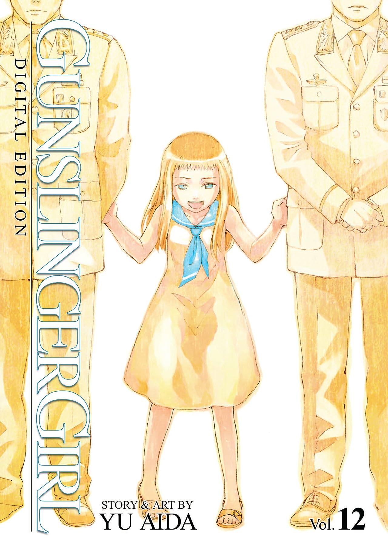 Gunslinger Girl Vol. 12