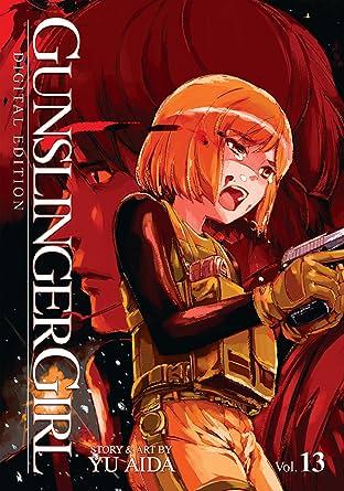 Gunslinger Girl Vol. 13