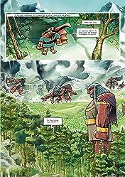 Prunelle Vol. 2: Le Réveil des Géants