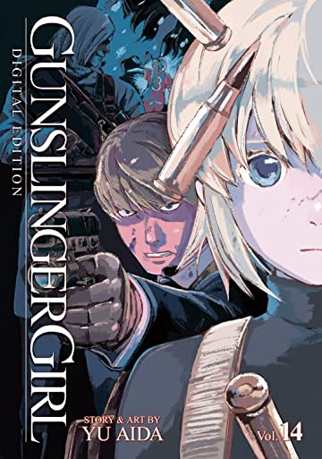 Gunslinger Girl Vol. 14