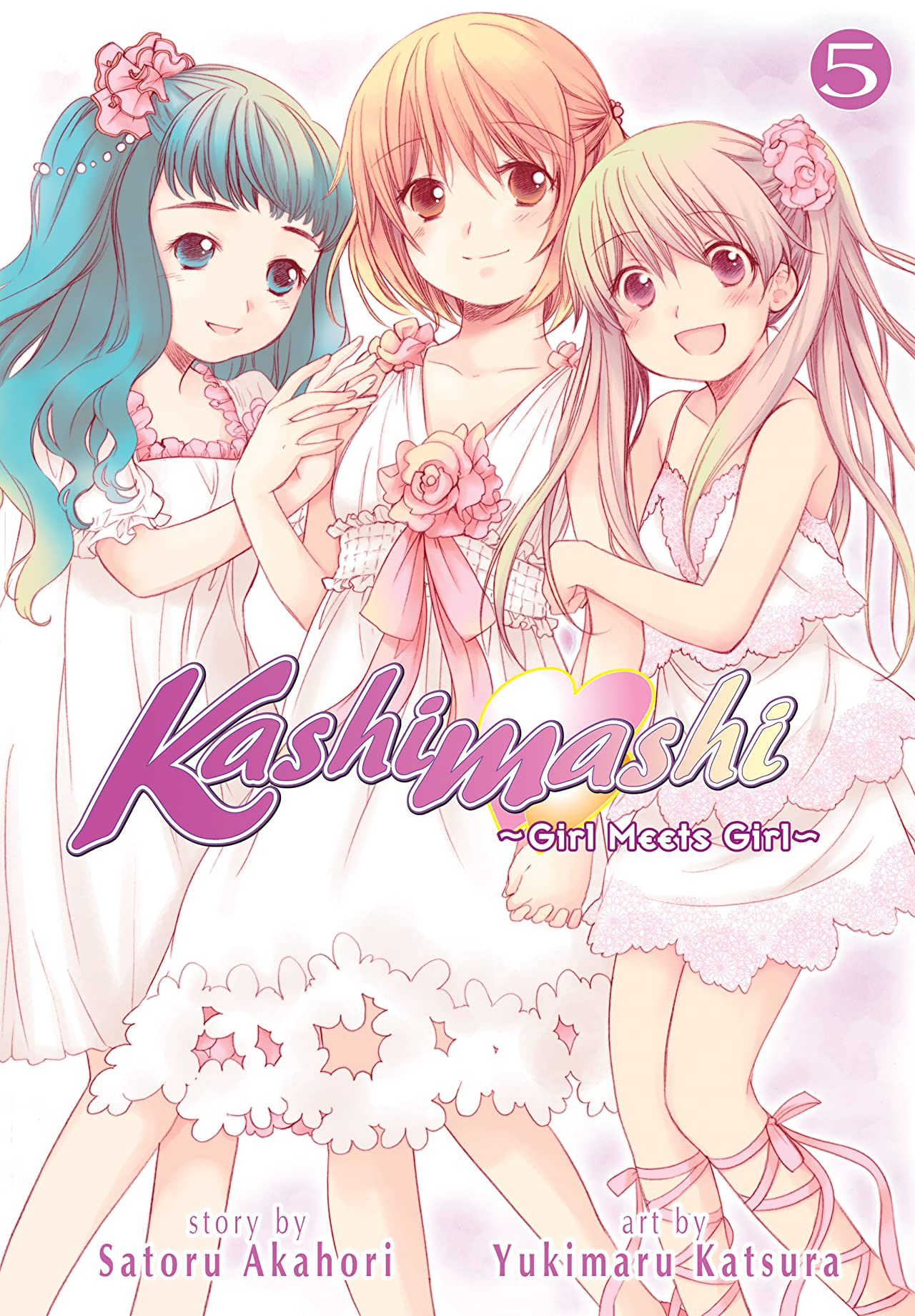 Kashimashi ~Girl Meets Girl~ Vol. 5