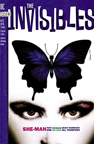 The Invisibles #13