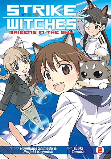 Strike Witches: Maidens in the Sky Vol. 2