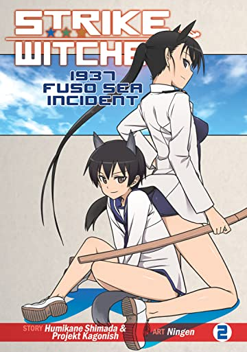 Strike Witches: 1937 Fuso Sea Incident Vol. 2