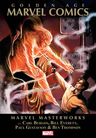 Golden Age Marvel Comics Masterworks Vol. 1