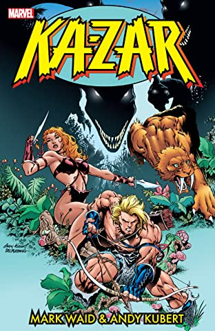 Ka-Zar by Mark Waid and Andy Kubert Tome 1