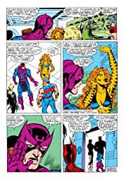 Avengers: West Coast Avengers - Sins of the Past