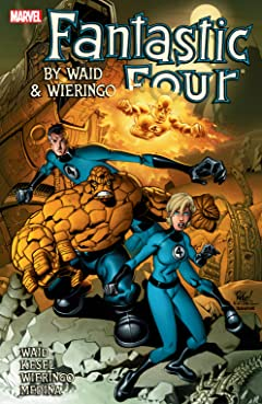 Fantastic Four By Mark Waid and Mike Wieringo: Ultimate Collection - Book Four