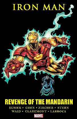 Iron Man: Revenge of the Mandarin