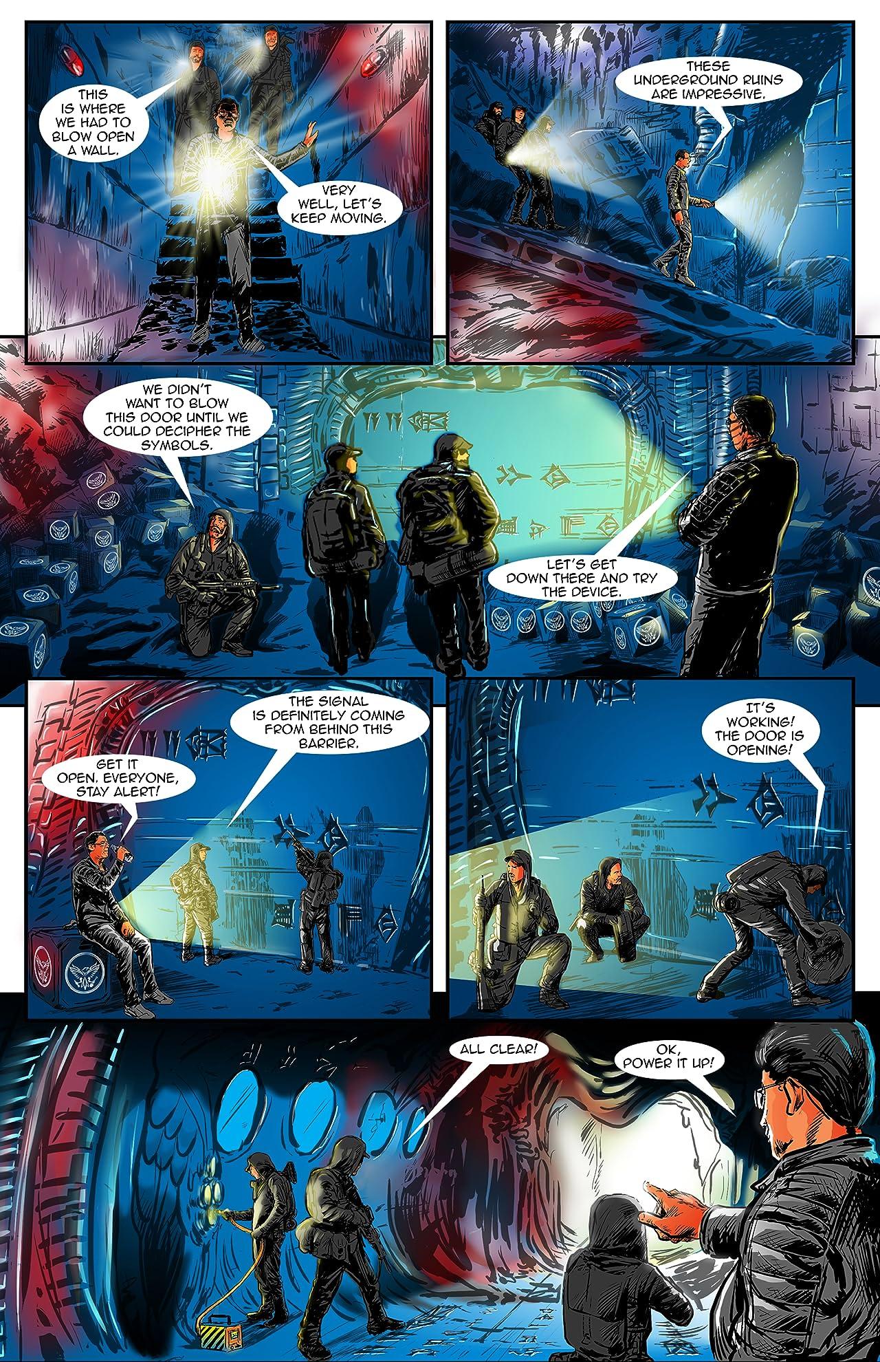Star Missions #11