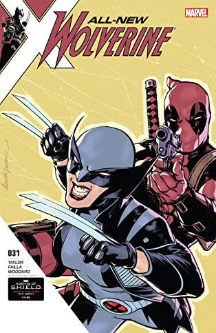 All-New Wolverine (2015-2018) #31