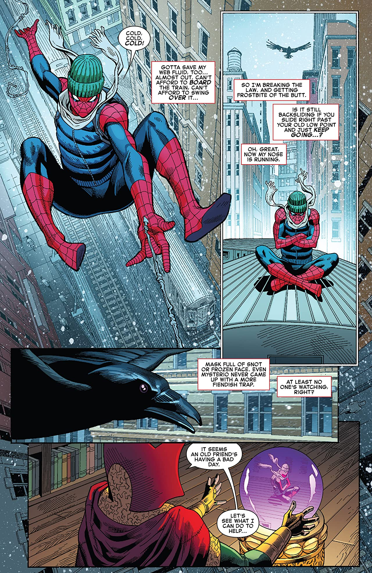 Amazing Spider-Man (2015-) #795