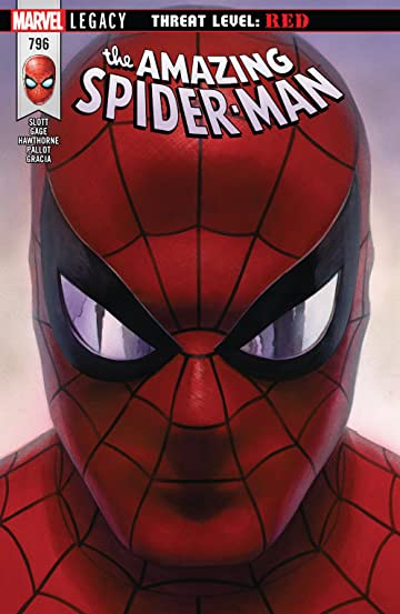 Amazing Spider-Man (2015-) No.796