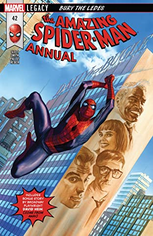 Amazing Spider-Man (2015-2018) Annual #42