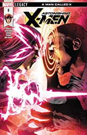 Astonishing X-Men (2017-2018) #8