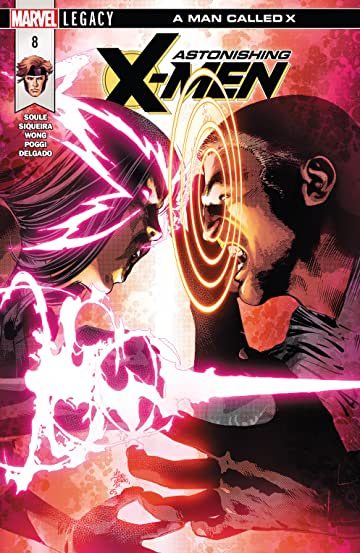 Astonishing X-Men (2017-) No.8