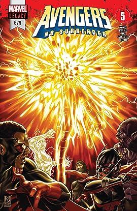 Avengers (2016-2018) #679