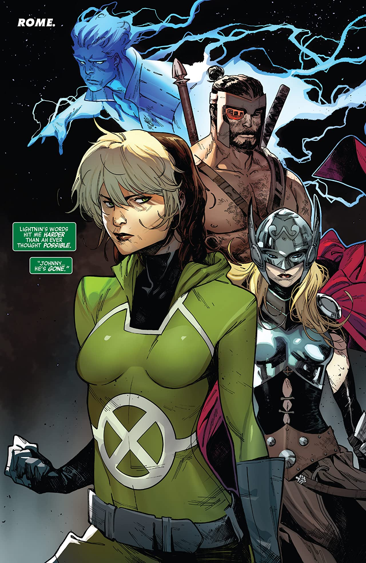 Avengers (2016-) #680