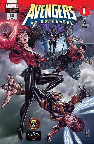 Avengers (2016-) No.680