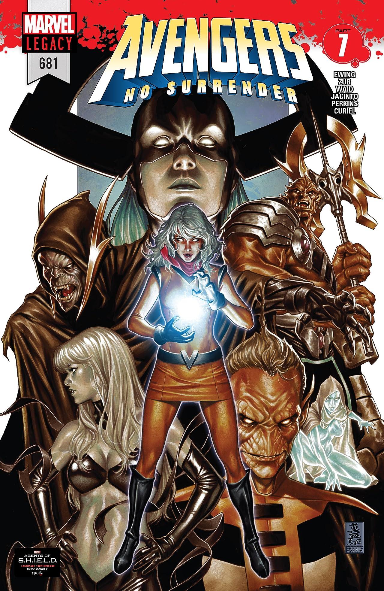 Avengers (2016-) #681