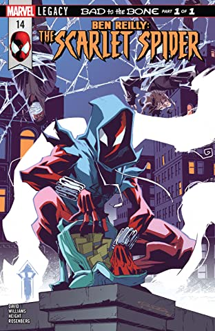 Ben Reilly: Scarlet Spider (2017-2018) #14