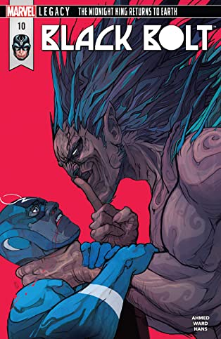 Black Bolt (2017-) #10