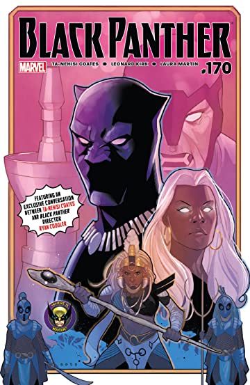 Black Panther (2016-) No.170