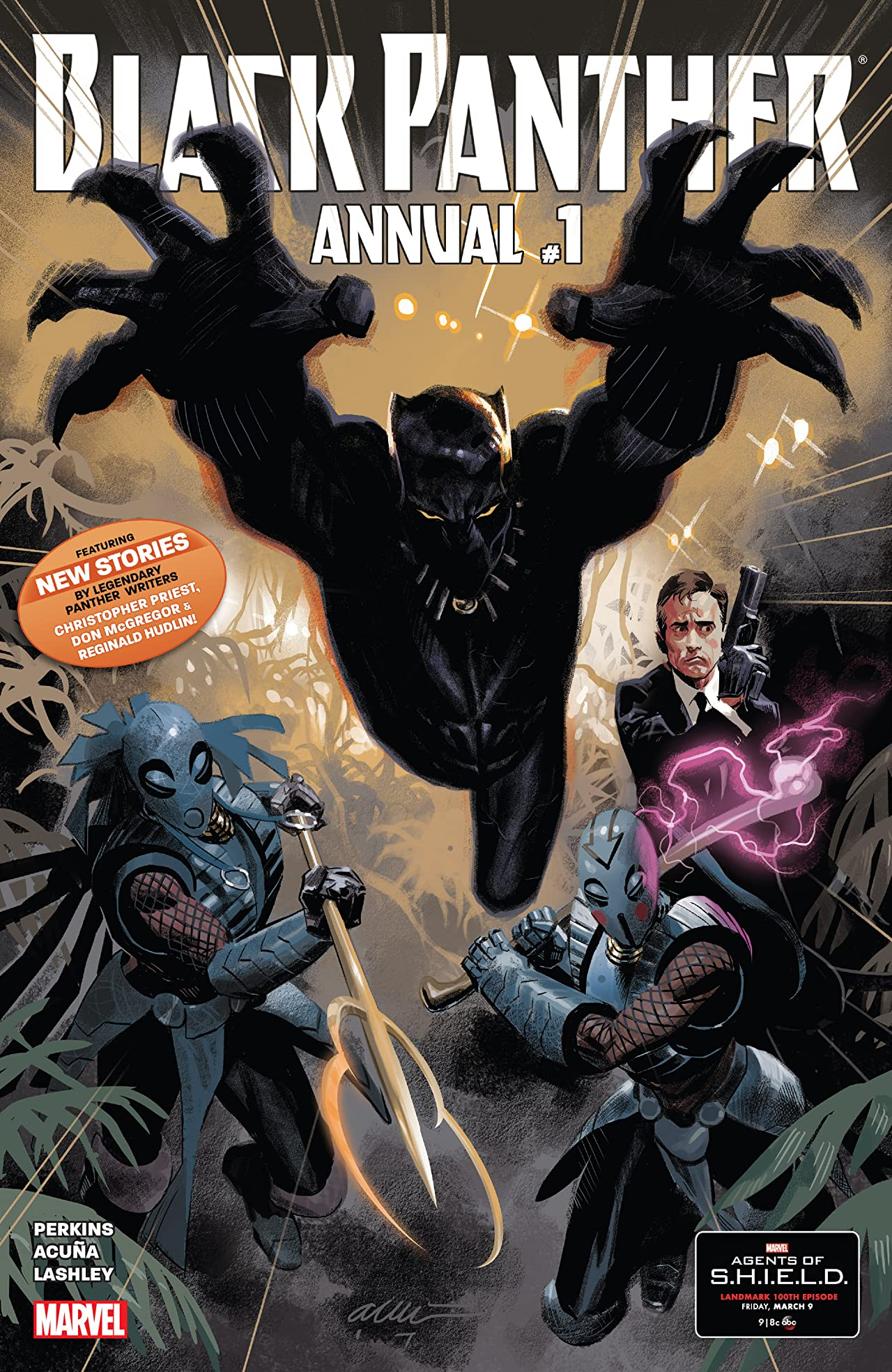 Black Panther (2016-) Annual #1