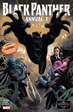 Black Panther (2016-2018) Annual No.1