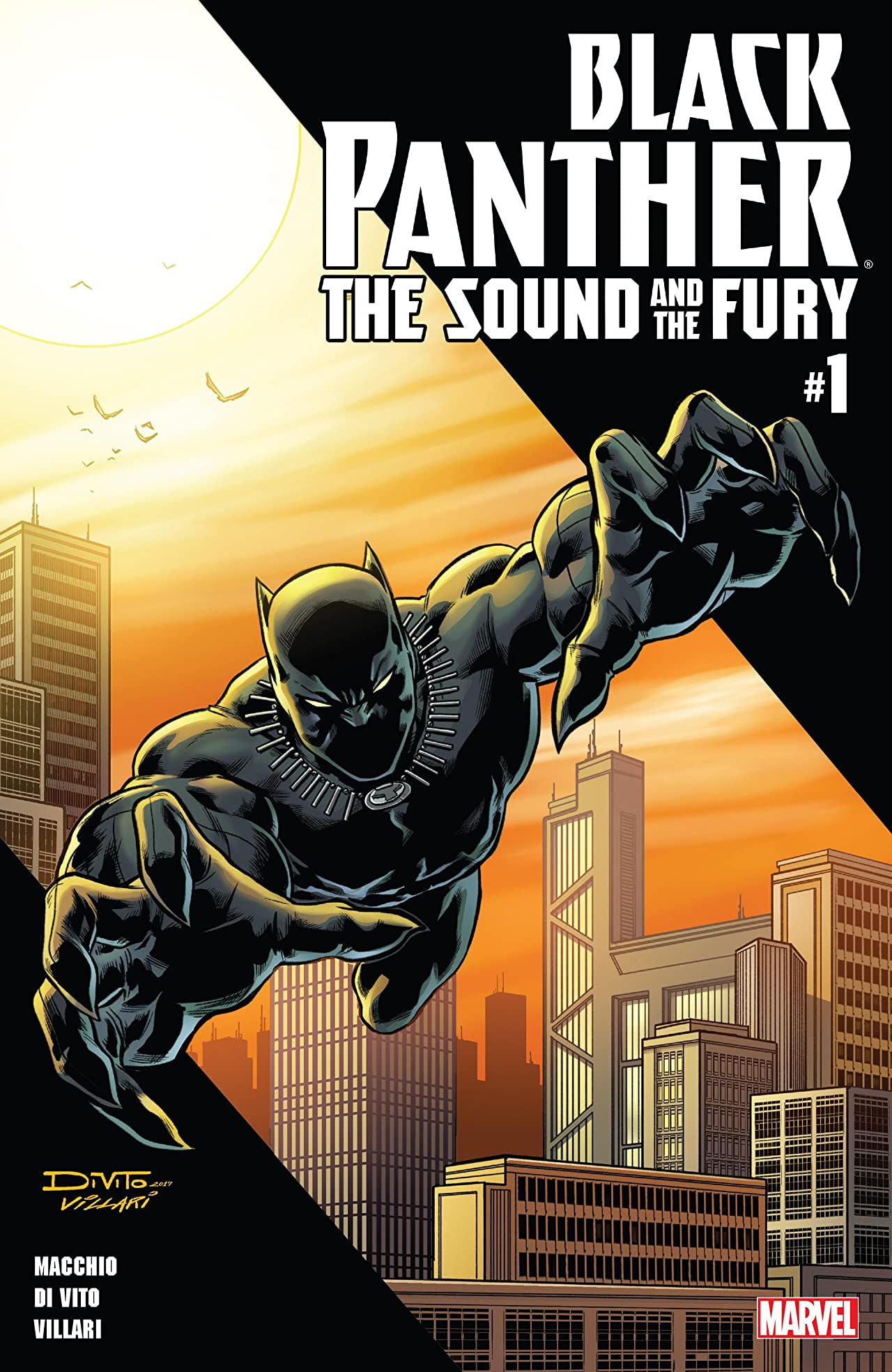 Black Panther: Sound and the Fury