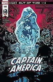 Captain America (2017-) #698