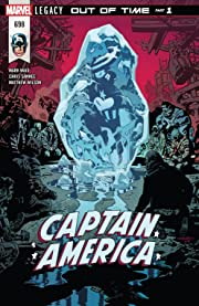 Captain America (2017-) No.698