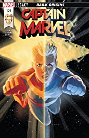 Captain Marvel (2017-) #129
