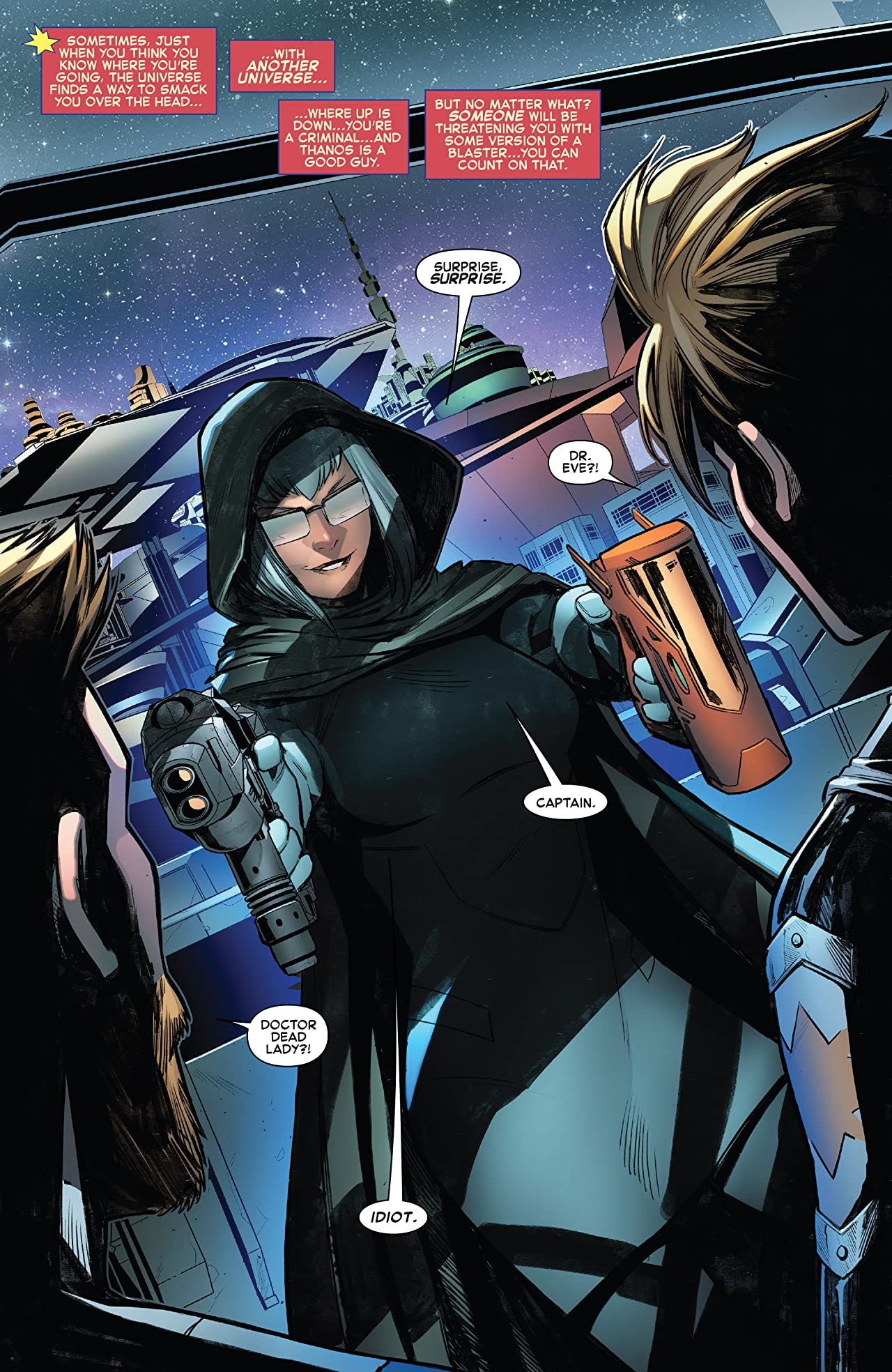 Captain Marvel (2017-2018) #129