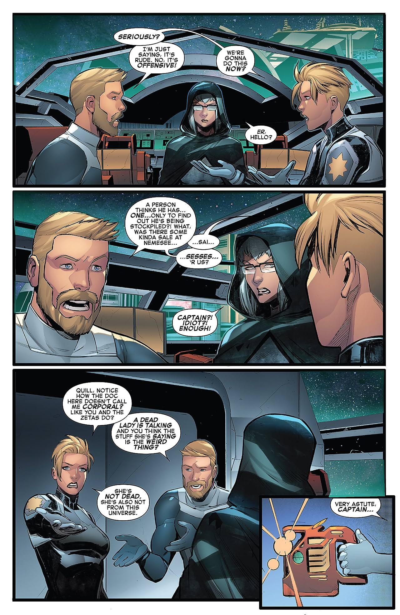 Captain Marvel (2017-) #129