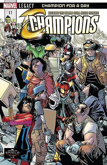 Champions (2016-) #17