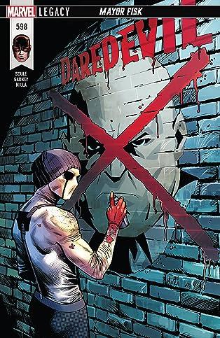 Daredevil (2015-2018) #598
