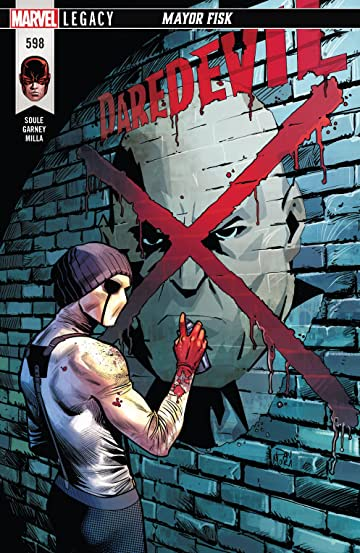 Daredevil (2015-) No.598
