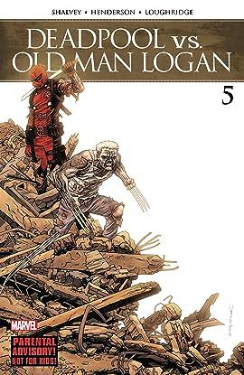 Deadpool vs. Old Man Logan (2017-2018) #5 (of 5)