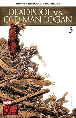 Deadpool vs. Old Man Logan (2017-2018) #5 (of 5)