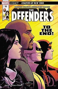 Defenders (2017-2018) No.10