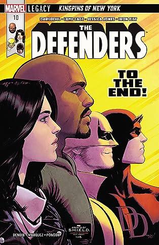 Defenders (2017-2018) #10