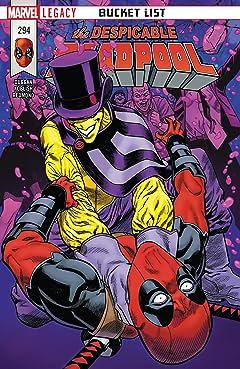 Despicable Deadpool (2017-2018) #294